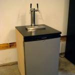 The Brian's Belly Kegerator